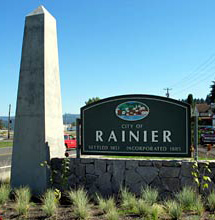 Welcome to Rainier