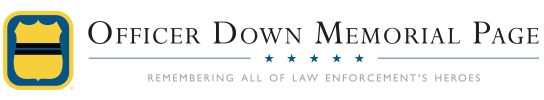 Officer Down Memorial Page Logo